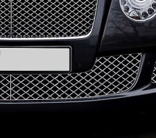 Chrome Bumper Mesh Grille Left For Bentley Continental GT GTC 12-18
