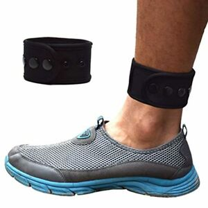 B-Great Ankle Band for Men Women Compatible with Fitbit Zip/Fitbit Charge 2 Med
