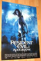 Resident Evil : Apocalypse Filmplakat / Poster A1 ca 60x84cm
