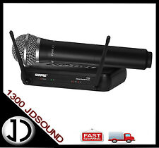 Shure SVX24PG58 wireless handheld microphone - FREE PATCH CABLE