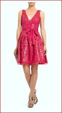 BCBG MAXAZRIA KATARINA AZALEA CUTOUT SEQUIN DRESS SIZE 4 NWT $348-RackR/79