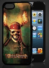 3D iPhone5 case Naked-eye-Flash effect-Pirates of Caribbean-Free Gift-US-STORE