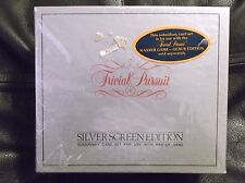 Trivial Pursuit Silver Screen Edition No. 8.  Vintage Board Game Unopened.
