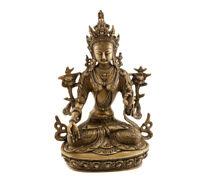 Soprammobile Tibetano Verde Tara Divinità Buddista 32 CM 3kg200 3523