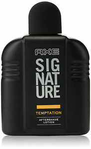 Axe Signature Temptation After Shave Lotion 100 ml