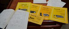 Royce CB Radio Manuals Schematics 1-632 1-620 1-612 1-640 1-602 1-675 SSB AM Gyr