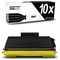 10x Eurotone Cartucho Compatible para Brother MFC-8370-DN HL-5340-DNLT