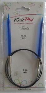 Rundstricknadel, Trendz Acrylics, Größe 6,5mm/ 80cm