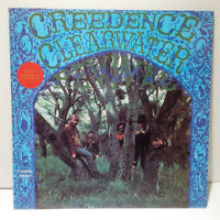 CREEDENCE CLEARWATER REVIVAL Self Titled SUZIE Q FANTASY 8382 LP EX/NM