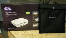 """BenQ HT2050A Home Theater Projector  w 120"""" screen (Factory Sealed))"""