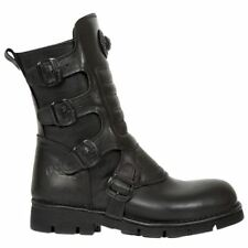 New Rock Leather Mixed Shoes for Men