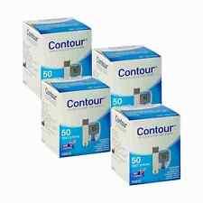 Contour Teststr. 4x50er Box vorm Bayer Ascensia MHD 04.2019   VERSANDKOSTENFREI