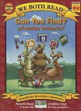 CAN YOU FIND?/ PUEDES ENCONTRAR? - MCKAY, SINDY/ LOVERIDGE, MATT (ILT)/ CANETTI,