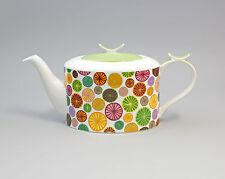 9952247 Porzellan moderne Tee-Kanne bunter Apfel Jameson&Tailor