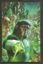 Planet of the Apes/Green Lantern #1 Felipe Massafera 1:40 Spectrum Variant