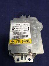 BMW Series SRS Airbag Crash Sensor Steuergerät 65.77 9166057 01  0285010066 D683