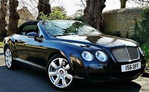2007 Bentley Continental 6.0 GTC 2dr Convertible Petrol Automatic