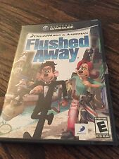 Flushed Away Nintendo GameCube Complete Works NG7
