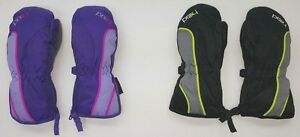 Head Jr. Boys & Girls Insulated Ski Mittens Choose Size & Color