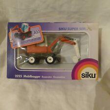 SIKU MODEL No.2225  Excavator