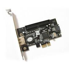 PCI-E A Ide ATA133 + Combo eSATA SATA 2.0 + Chip JMB363 Tarjeta Controladora