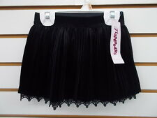 Toddler & Girls Flapdoodles $29 Black or Tan Skirts Size 2T/2 - 6X