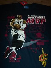 CLEVELAND CAVALIERS CAVS LEBRON JAMES MVP NBA BASKETBALL T-Shirt 2XL XXL NEW