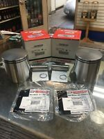 2005-2006 Polaris 900 Fusion, Rmk, Switchback Wiseco Piston Kits, 83mm STD Bore