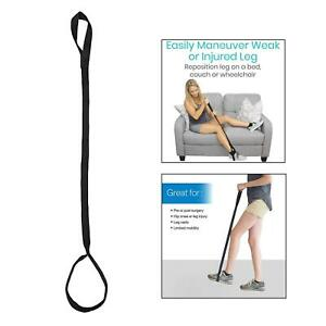 Leg Lifter Strap Foot Buckle Lifting Devices Mobility Aid for