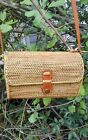 Bali island bag Handwoven Attagrass Rattan for all occasions