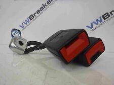 Volkswagen Polo 2006-2008 9N3 Passenger NSR Rear Seat Belt Buckle Anchor