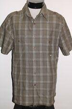 ELEMENT Mens Large L Plaid Button-up shirt Combine ship Discount