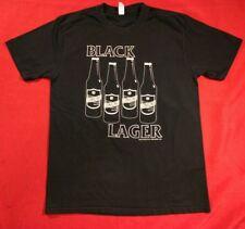Black Lager Philadelphia Brewing Co. Schwarzinger T-Shirt Men's Size L Large