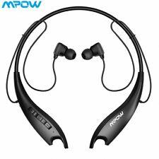 Mpow Jaws Gen-5 Wireless Headphones Headsets Earphone Neckband Headsets w/Mic