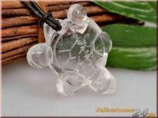 Markenlose Halsketten & Anhänger mit Bergkristall echten Edelsteinen für Damen
