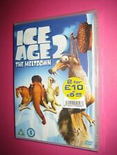 Ice Age 2 - The Meltdown (DVD, 2006); New and Sealed - FREEPOST