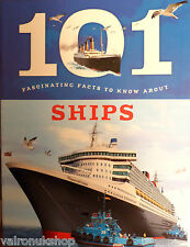 Very Good 101 Fascinating Facts to Know About Ships Brown Watson Book