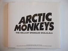 ARCTIC MONKEYS : THE HELLCAT SPANGLED SHALALALA || CD SINGLE ~ PORT GRATUIT !