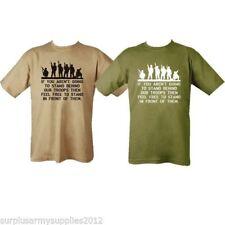 Camisetas de hombre Gildan color principal verde