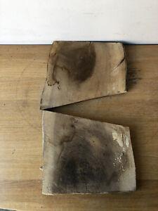 English Walnut Board Plank Slab River Table Off Cuts Turning