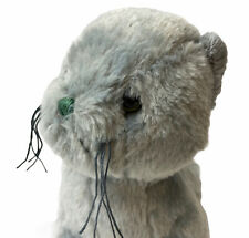 "Ganz Russian Blue Kitty Cat Plush Stuffed Animal 9"" Gray HM152 Webkinz No Code"