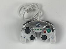 Super Smash Bros Metal Mario Wired Fight Pad -  Nintendo  Wii / Wii U