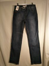 Just Jeans 314s Ladies Stretch Jeans in Blue Denim Relaxed Fit Size 12 - BNWTO