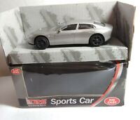 FUNTASTIC TRS TOTAL RACING SPORTS 1:43 DIECAST - SPORTS CAR - GREY - BOXED