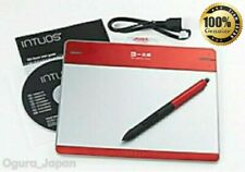 New Wacom Intuos Limited model Japan Ichitaro Pen Graphic Tablet CTH-480/R3