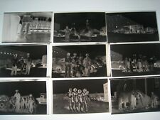 Original  Circus Negatives lot of  24.....   1948