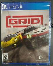 Grid - PlayStation 4 New!