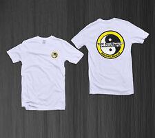Retro T&C Surf Designs Hawaii White Shirt size S,M,L,XL,2XL White RARE