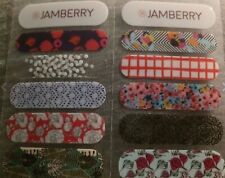 Jamberry Nail Wraps Sample Accent Sheet Fall/Winter 2017 Retired Designs