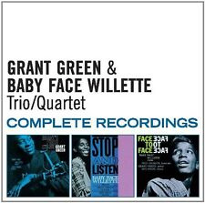 Grant Green & Baby F - Trio/Quartet Complete Recordings [New CD] Spai
